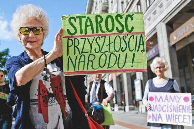 W Polsce żyje ponad 6 mln osób powyżej 65. roku życia. Za dziesięć lat będzie o 2 mln więcej. Musimy się przygotować na srebrne tsunami.
