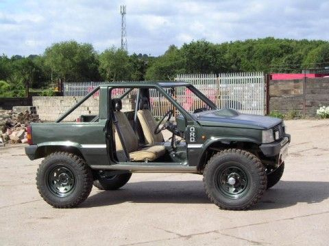 78 best images about fiat panda on pinterest trekking for Panda 4x4 sisley off road