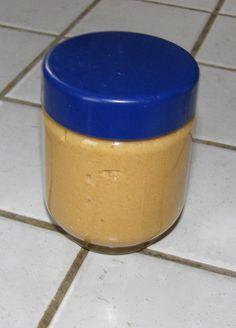 Beurre de cacahuète avec le companion Moulinex - Mes Meilleures Recettes Faciles