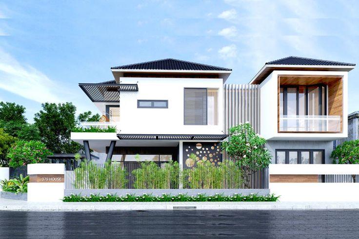 Thiết Kế Biệt Thự hiện đại là một trong những thiết kế rất được nhiều khách hàng ưu thích . Quý khách hàng LH : 0906 10 0202 - 0937 10 0202.