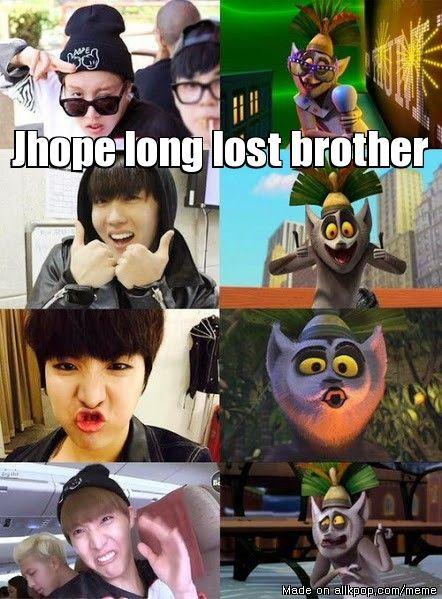 The resemblance is uncanny | Meme center, Meme and BTS