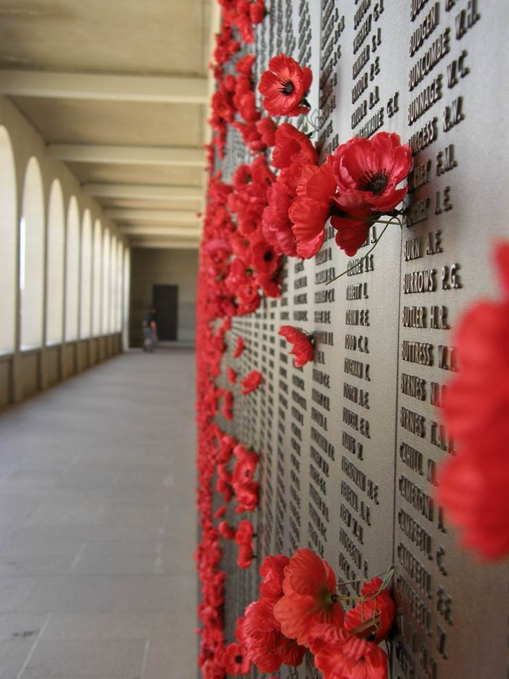 They shall grow not old, as we that are left grow old:  Age shall not weary them, nor the years condemn. At the going down of the sun and in the morning.  We will remember them. Lest We Forget. Anzac remembrance