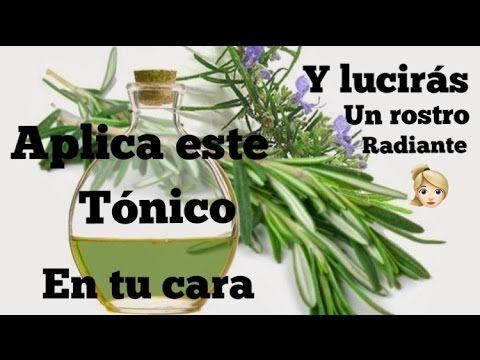 TONICO REJUVENECEDOR - YouTube