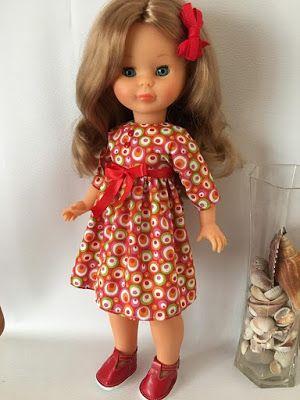 LODELLA NANCY: Conjunto de Vestido,,,en tonos Rojos y Naranjas ma...