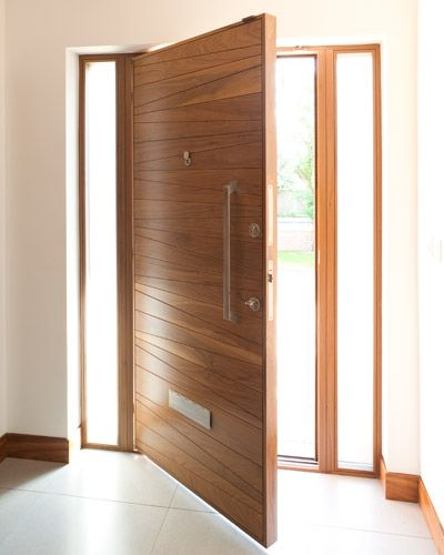Urban Front - Contemporary front doors UK | designs e-range | milano