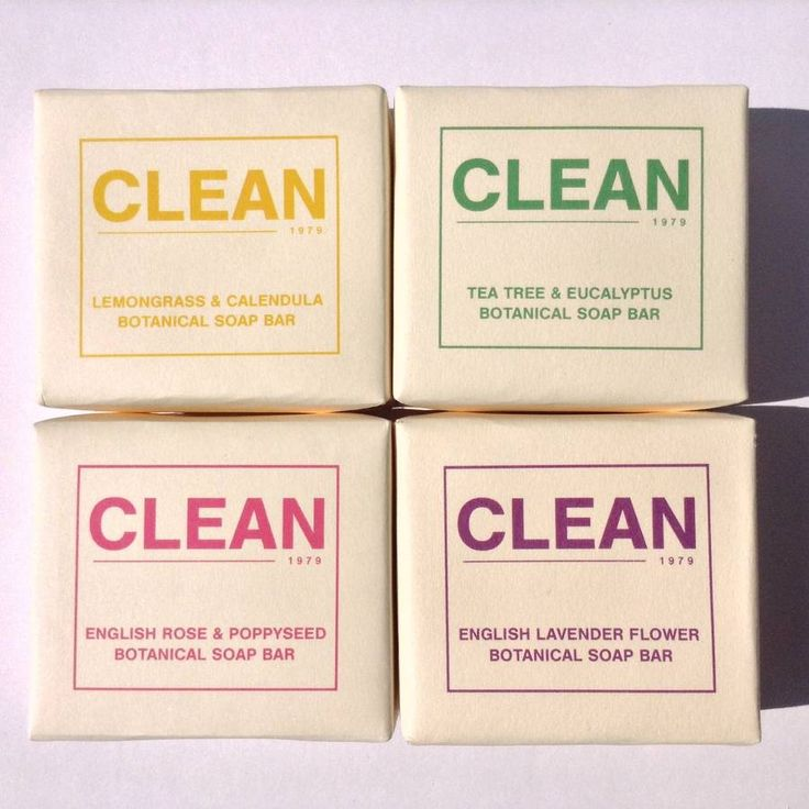 Full House Botanical Soap Four Bar Gift Set
