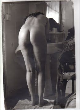 Willy Ronis - Nudo provenzale 1949