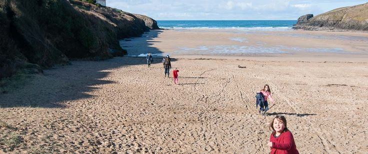 Porthcothan Bay - We have 3 self catering beach holiday houses to rent here, just a short drive from #Padstow #Cornwall
