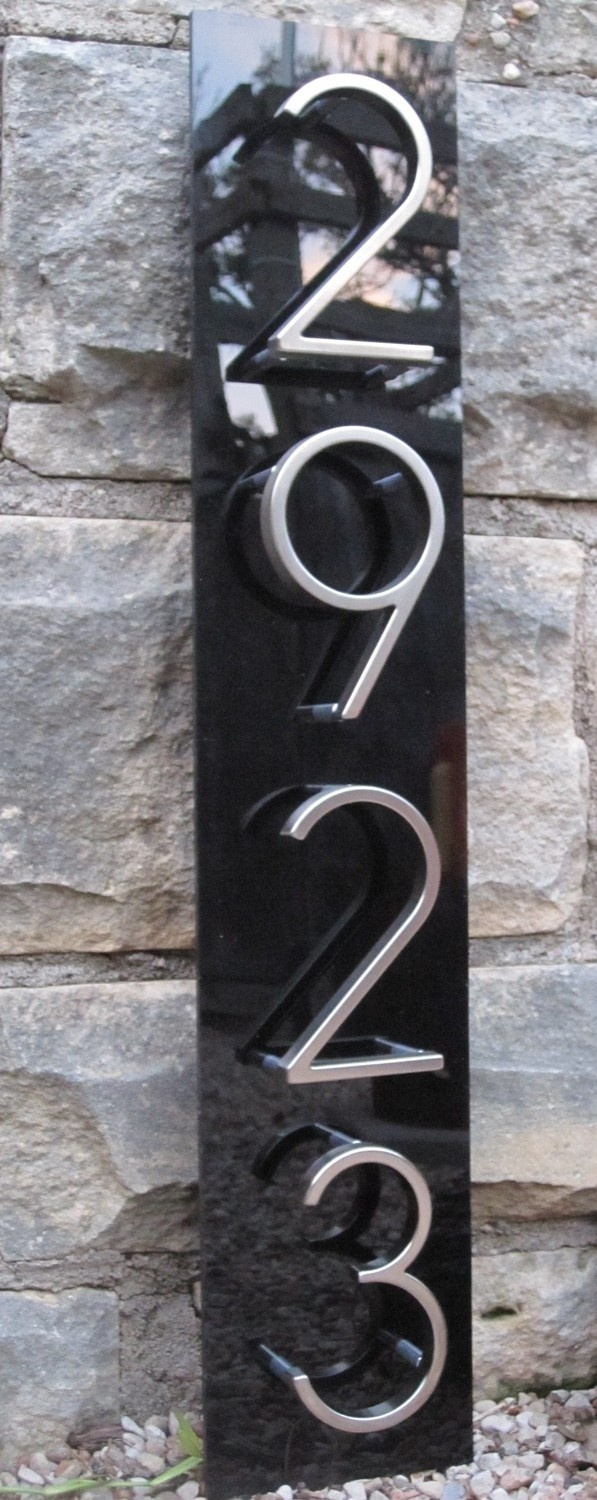 1000+ images about Mid entury House Numbers on Pinterest Modern ... - ^
