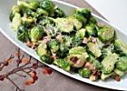 Pan-Roasted Brussel Sprouts