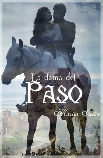 Fan Art para LA DAMA DEL PASO, de Marisa Sicilia (Maca - Bookceando Entre Letras)