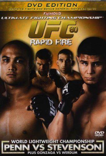 UFC 80 - Rapid Fire UFC 80 part 1 part 2 HISTORY UFC 80: Rapid