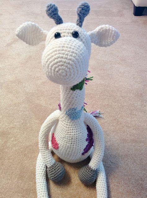 Amigurumi Giraffe Kostenlos : 1000+ ideas about Crochet Giraffe Pattern on Pinterest ...