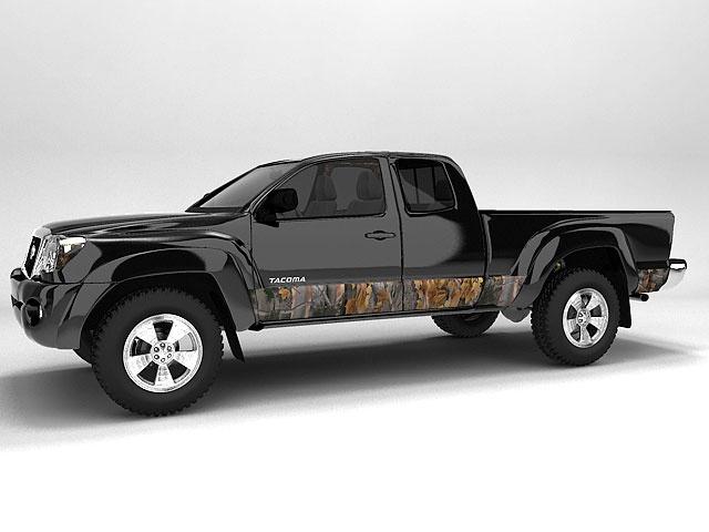 #autocollant #sticker #camouflage #véhicule Bande décorative X-Forest ambre / Amber X-Forest decorative stripe for vehicle. $209.95