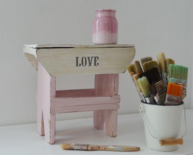 Love painting! Objetos que cuentan historias generación tras generación / Vero Palazzo - Home Deco