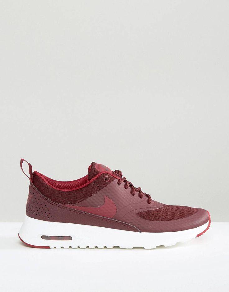 Nike - Air Max Thea - Baskets - Bordeaux