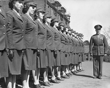 The first group of 71 Women Marine Officer Candidates arrived 13 March 1943 at the U.S. Midshipmen School (Women's Reserve) at Mount Holyoke College in South Hadley, Massachusetts. #USMC #Marines