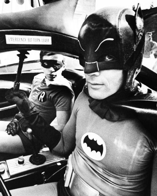 1960s: Batman Robin, 1960S Batman