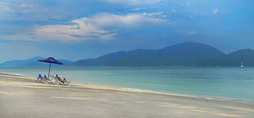 Swiss-Garden Beach Resort Damai Laut, Lumut, Perak Malaysia
