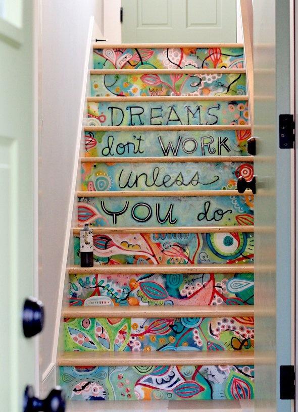 escada…