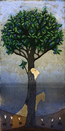Kirsi Neuvonen, Metsänhenki herää  / Spirit of Forest Wakes Up (2008)
