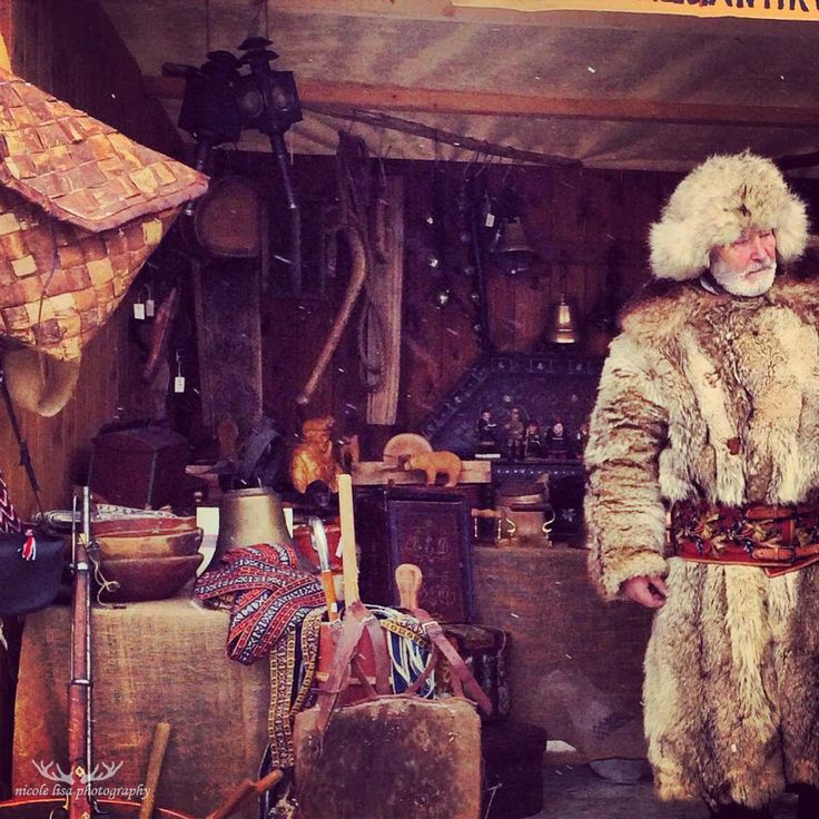 Røros Martnan - Winter Festival in Norway - Nicole Lisa Photography