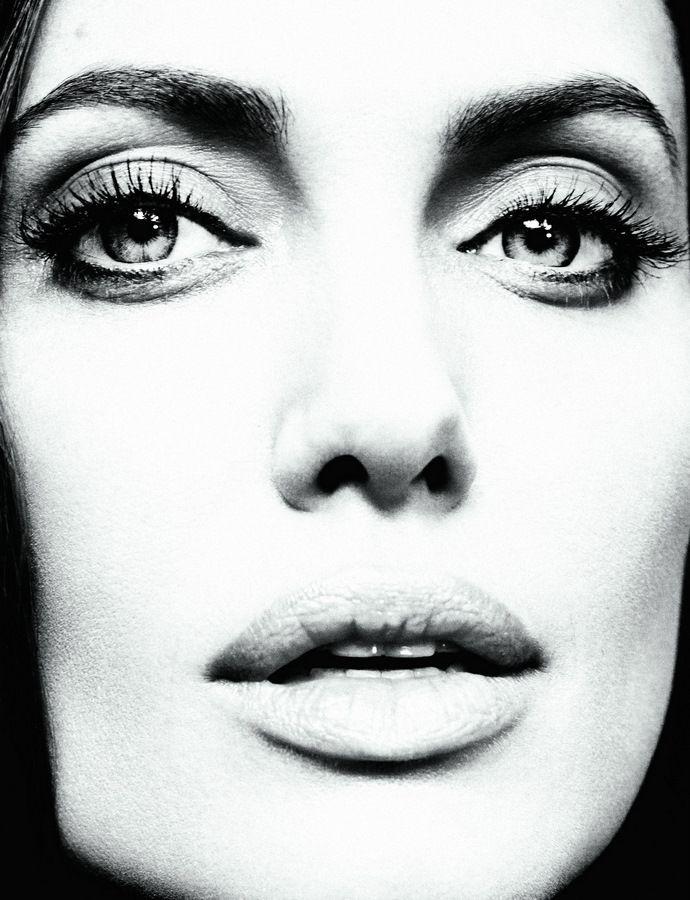 Angelina Jolie by Alexei Hay (2012) #celebrities