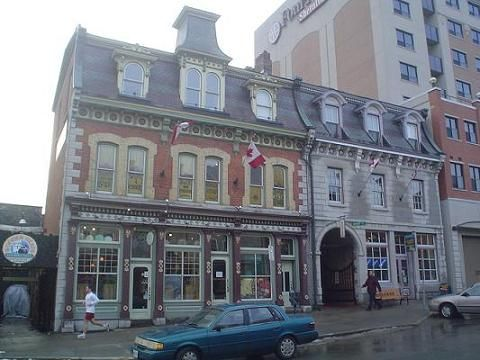 The Brew Pub, Kingston, Ontario