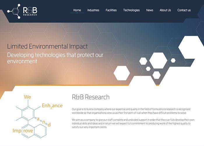 R&B Research #webdesign #inspiration #UI