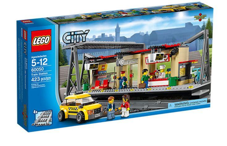 LEGO City Train Station 60050 Brand New Sealed #LEGO