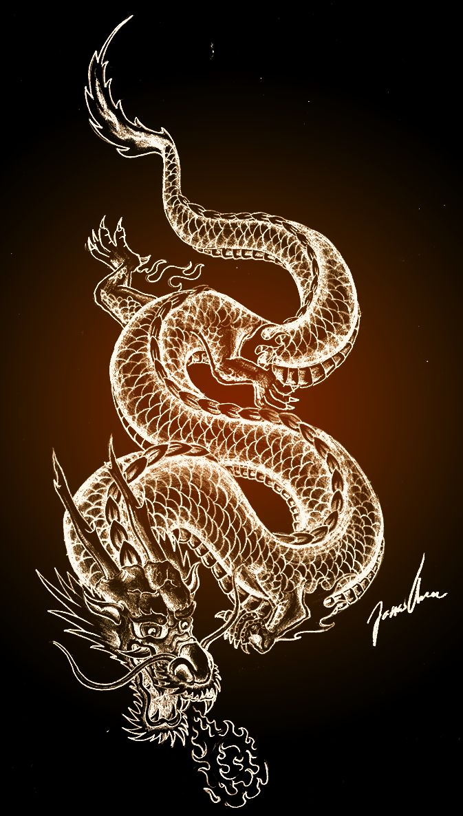 Dragon Chinese dragon tattoos, Inspirational tattoos