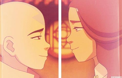 The Legend of  Katanga kiss gif