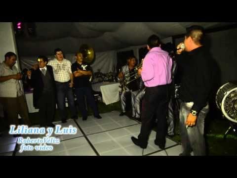 Roberto veliz bodas_ Luis miguel y lilian