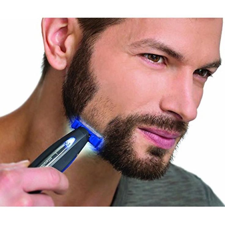 1PC Micro Touch SOLO Rechargeable Shaver Peronal Hair Cleaning Shaver Trimmer #YWSLO