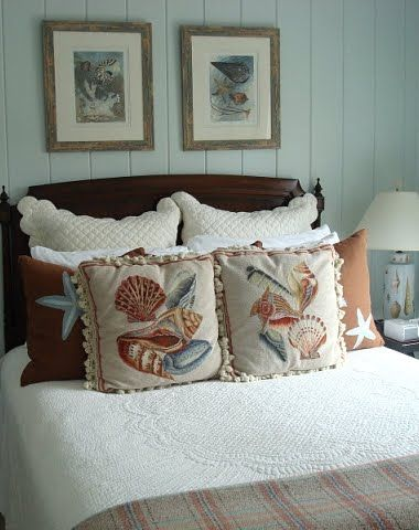 1000 images about beach style decor on pinterest sarah for Coastal cottage bedroom ideas