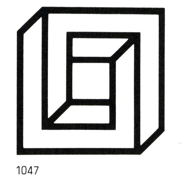 Trade Marks and Symbols---Volume 2: Symbolical Designs by Yasaburo Kuwayama, Van Nostrand Reinhold Co., 1973 (originally published in Japanese by Kashiwa Shobo Publishers Ltd.)