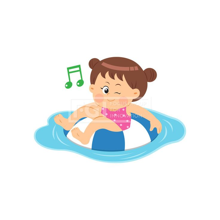 SILL205, 어린이생활, 어린이, 청소년, 학생, 생활, 라이프, 벡터, 에프지아이, 사람, 캐릭터, 1인, 교육, 학습, 공부, 체육, 수영, 음표, 여자, 소녀, 튜브, 수영복, 일러스트, illust, illustration #유토이미지 #프리진 #utoimage #freegine 19876477