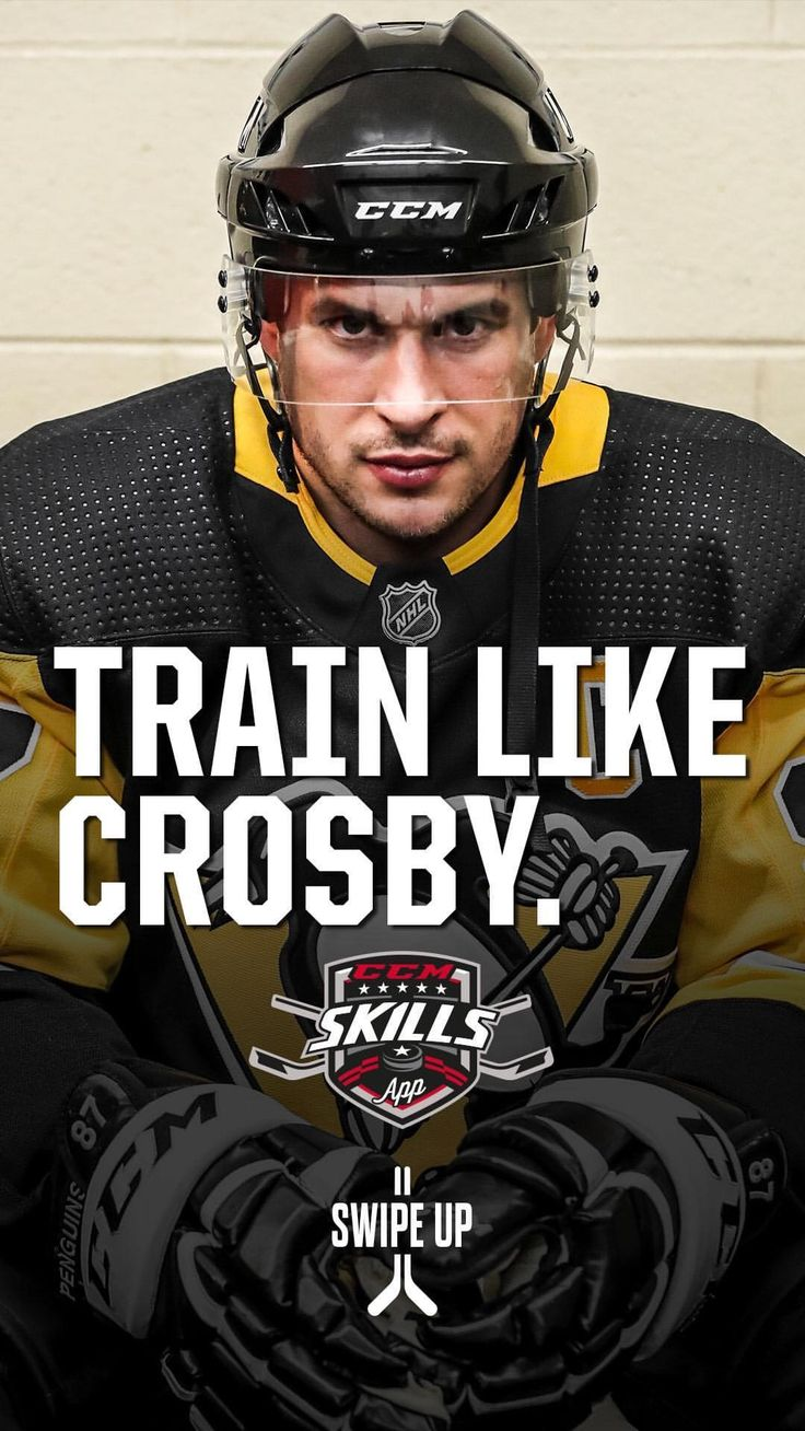 Sid for CCM Hockey #MadeOfHockey