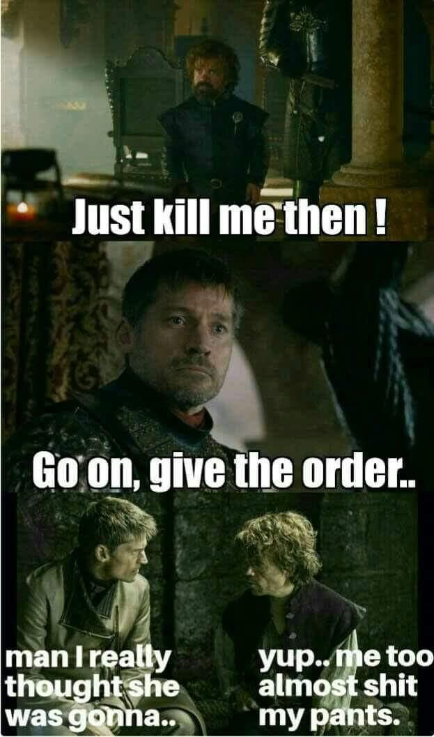 Game of Thrones Memes on