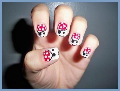 diseño de uñas pirata - Buscar con Google