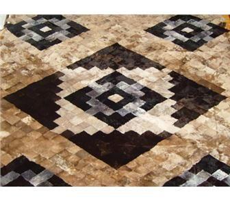 Уникальное фото Ковры, ковровые покрытия Ковёр из натурального меха Австралийской Овчины ручной работы. Выполнен из кусочков меха. Качественный пошив. Гарантия 10 7350676 в Москве