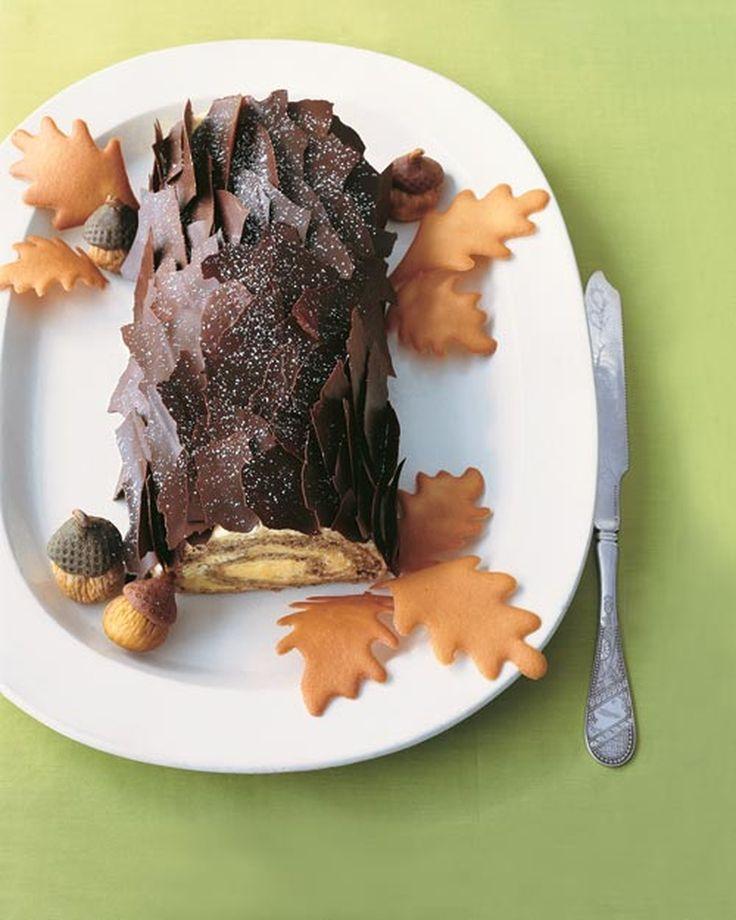 Martha Stewart Buche De Noel Cake Recipe