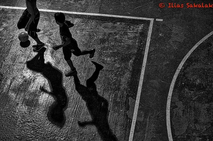 Football shadows