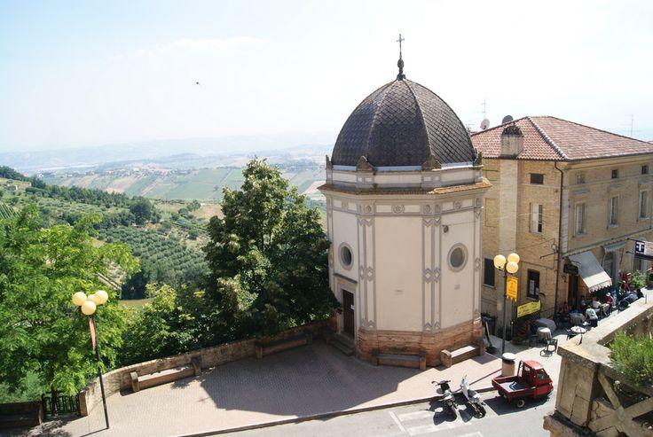 Chiesa della Madonna della Pietà #terredelpiceno