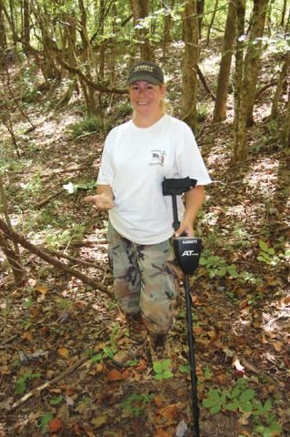 Advice from a professional on using metal detectors before digging