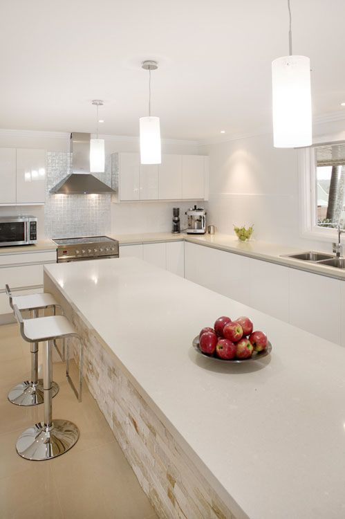 17 Best Images About Caesarstone Buttermilk On Pinterest