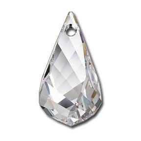Swarovski+6020+Helix+37mm+Crystal+Pendant
