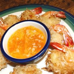 Slam Dunk Coconut Shrimp Dipping Sauce (This is also a good sauce for sweet potato fries)