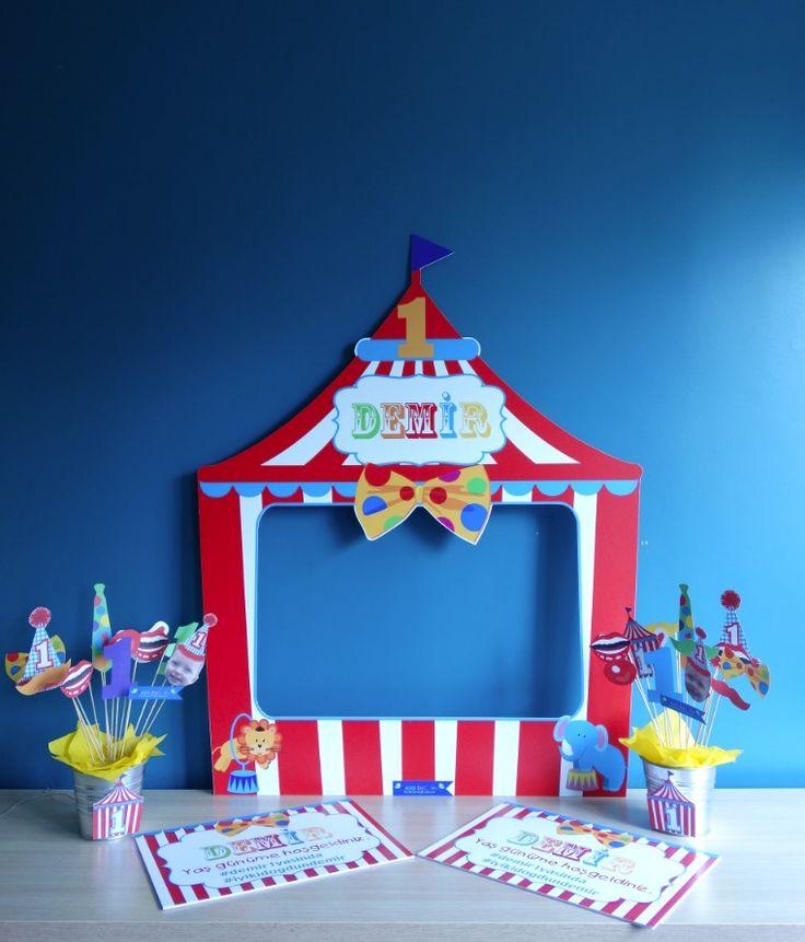 sirk temalı parti davet organizasyon bilgi için bedikyan@gmail.com