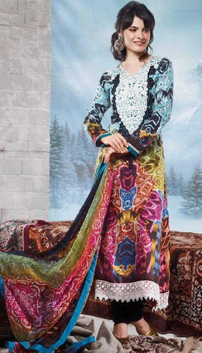 Buy Magenta Crepe #ChuridarPrintedSuit online Product code: KPS-18069 Price: INR 3593 (Unstitch Suit), Color: Magenta Shop Online now: http://www.efello.co/salwar-kameez_Magenta-Crepe-Churidar-Printed-suit_26697